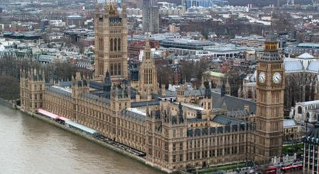 Voyage scolaire Londres westminster