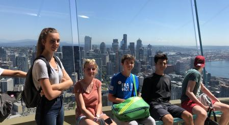 Séjour linguistique à Seattle - immersion en famille
