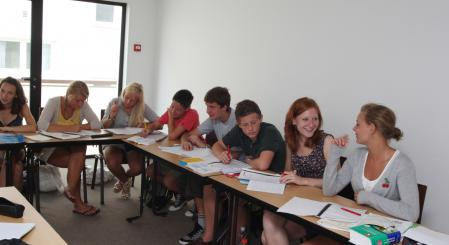 cours d'anglais Summer camp en France