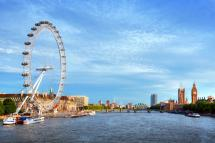 Voyage scolaire Londres eye of london