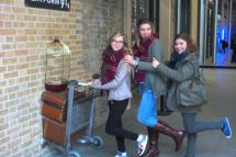 Voyage scolaire Londres harry potter